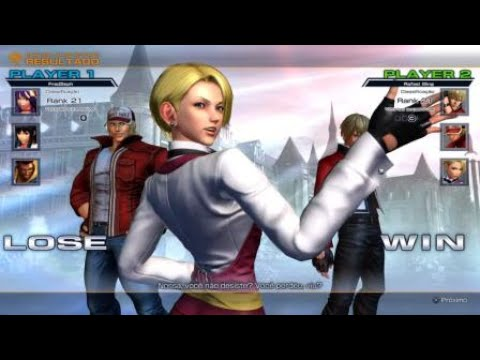 THE KING OF FIGHTERS XIV - Fredson (Athena/Nakoruru/Nelson) VS Rafael (Rock/Terry/King)