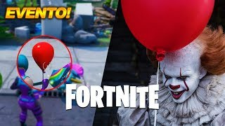 TODAY IT x Fortnite *NEW UPDATE* IT (Free Awards) LIVE - Psicotico_lolo