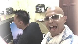( MUSIC ) BIRU VINA PANDU WINATA COVER FUNNY LESSON BELAJAR NYANYI DI DAMAR NYANYI STUDIO GURU LUCU