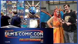 Collectormania 26 / Uk Games Expo  2019  Birmingham Nec, Film & Comic Con!  Irl #3