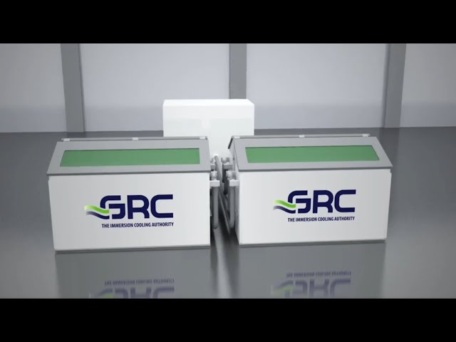 Green Revolution Cooling (GRC) ICEraQ - Formerly Known as CarnotJet