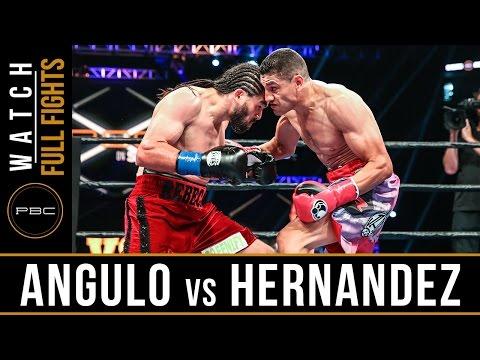 Альфредо Ангуло – Владимир Эрнандес / Angulo vs. Hernandez