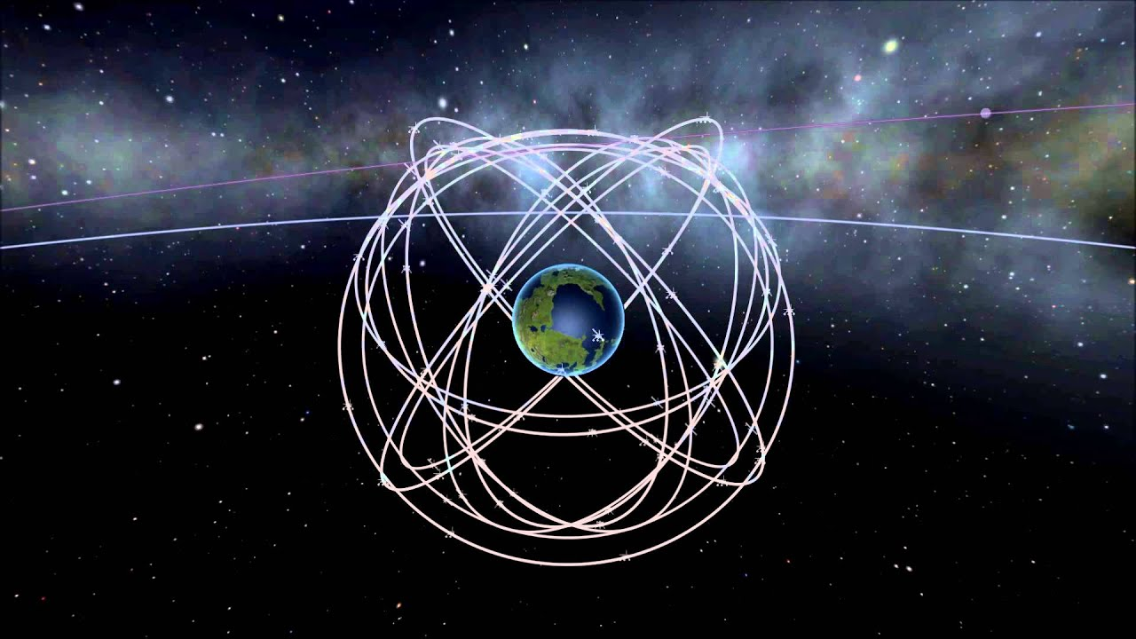Gps Galileo Glonass Constellations Ish In Kerbal