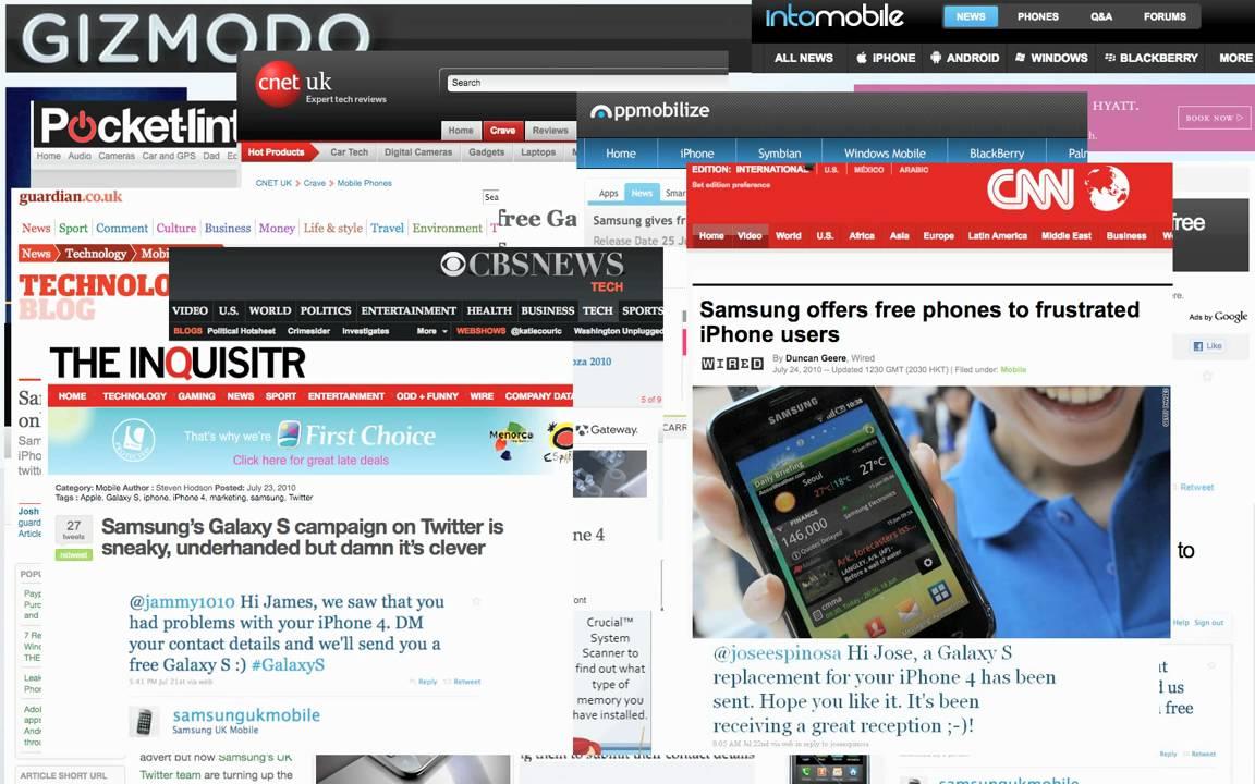Case-study of social media effectiveness - SlideShare
