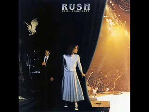Rush - Jacob's Ladder (Live)