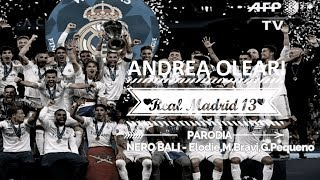 REAL MADRID CHAMPIONS LEAGUE 13 - Parodia NERO BALI Elodie,M.Bravi,G.Pequeno