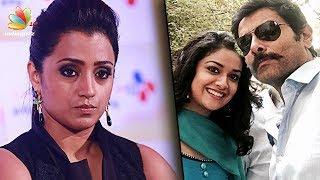 Trisha opts out of Vikram starrer Saamy 2  | Hot Tamil Cinema News