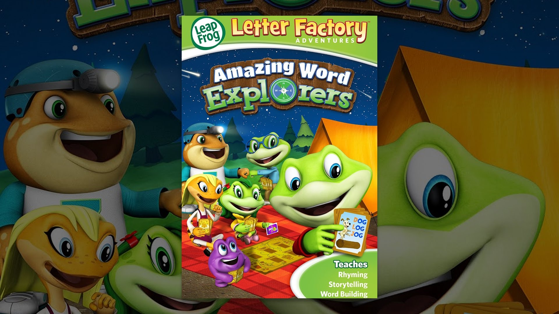 Leapfrog Letter Factory
