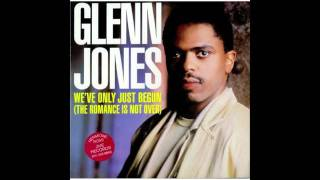 "GLEN JONES ""We´ve only just begun (The romance is not over)"""