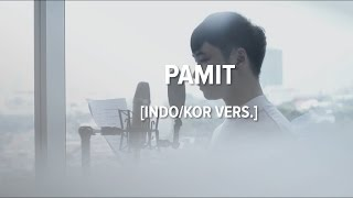 [Cover-Indonesian/Korean] PAMIT - TULUS