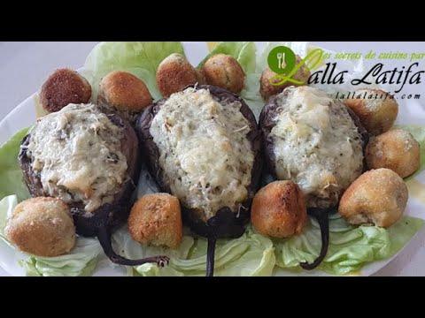aubergines-farciesجربي-الدنجال-بهذه-الطريقة-وغدي-تصبحي-مدمنة-عليه#aubergine#دنجال#بطاطس#latifa