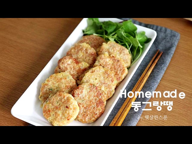 ???? ?? ????, ??? ???? ????? ??????? ??? [ korean food, meatball ]