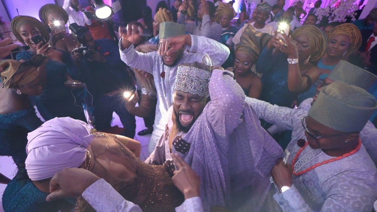 Download Epic Nigerian Bride & Groom Wedding Dance // Naira Marley PXTA