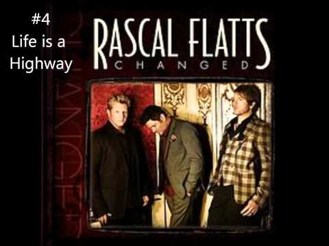 My Top 10 Favorite Rascal Flatts Songs