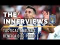 Benfica 0-1 FC Porto l Tactical Analysis l The Innerviews l