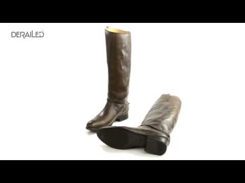 ccf76ed5a5f Frye Lindsay Plate Tall Boots - Smooth Leather (For Women)