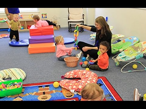 Infant & Toddler Program in Northern NJ - Apple Montessori Schools