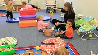 Infant & Toddler Program in Northern NJ - Apple Montessori Schools thumbnail