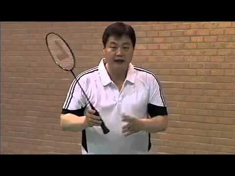 Видео уроки по бадминтону от тренера ли