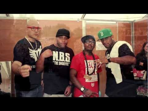 """Big Bang Records in Europe - Episode 4 """"Positive Vibrations"""" (Featuring Elzhi + Diamond D)"""