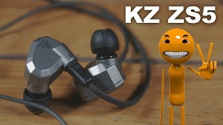 Review KZ-ZS5 Indonesia