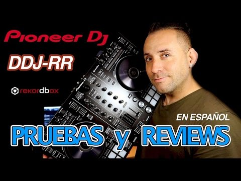 Pioneer DJ DDJ - RR en Español