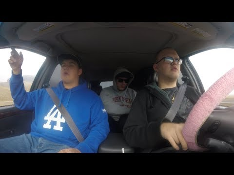 Drive With Me to Evergreen Lake with Muffin, Shawn, and Frankie!