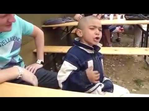 Mali kida kako peva   Ljuba Alicic   Ciganin sam, al' najlepsi