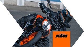 KTM 390 DUKE - The corner rocket | KTM