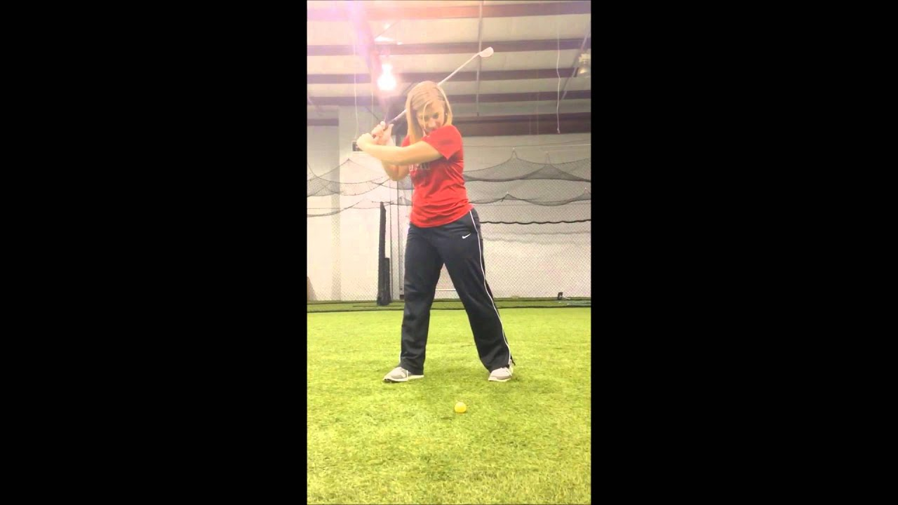 Kinesiology movement analysis (Golf Swing) - YouTube