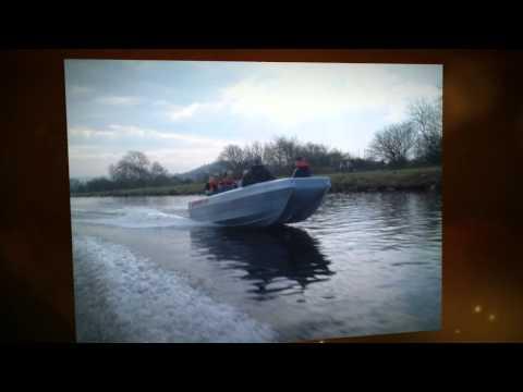 Pioner Multi Polyethylene Boats from Caley Marina