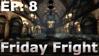 Friday Fright - Kraven Manor