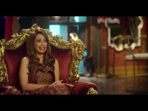 الفنانة داليا مصطفى ضيفة برنامج الحريم أسرار مع أمير كرارة