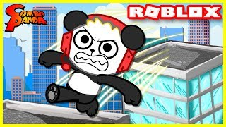 Roblox Parkour Let's Play avec Combo Panda