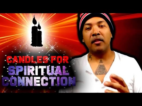 What Candles to Use to Connect With Spirits Guides and Ancestors - Voodoo Priest Man