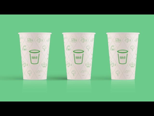 Halo Green Cups - Hoe het werkt
