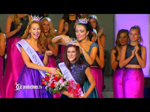 Newly Crowned Miss Missouri, Erin O