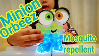DIY #Orbeez ideas | #Minion #Mosquito Repellent