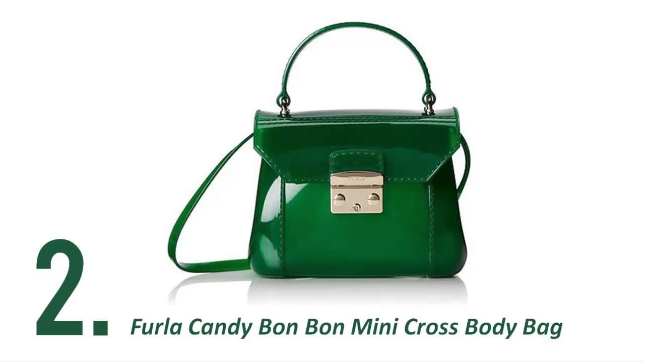Beautiful Green Handbags - Top 5 Green Handbags for 2015 - YouTube