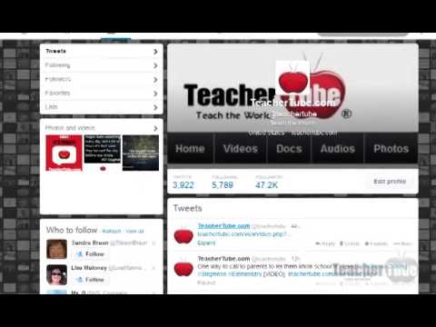 Annotations with TeacherTube Videos