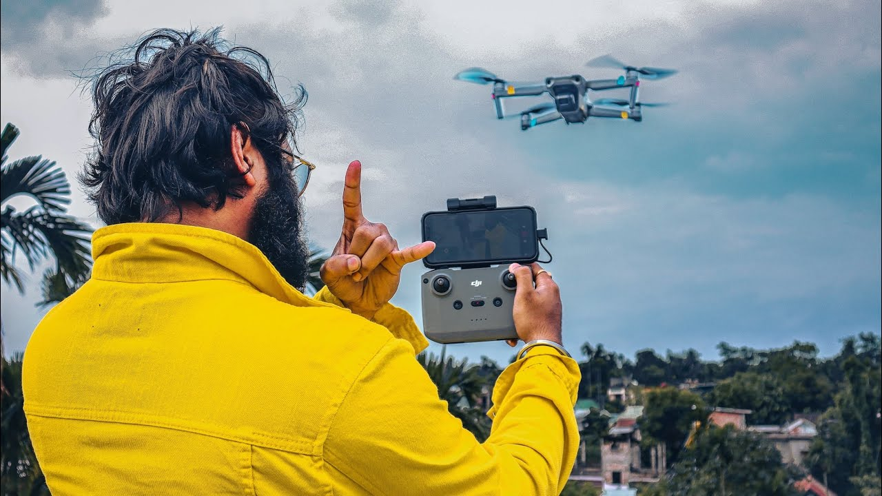 HOW TO FLY A DRONE FOR BEGINNERS IN 2021 : TIPS & TRICKS🔥