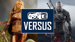 Versus - The Witcher 3: Wild Hunt vs. Dragon Age: Inquisition