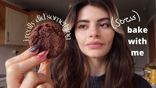 i accidently baked tнe best chocolate cookie ever??