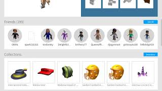 Come friend me on Roblox if you didn't already!