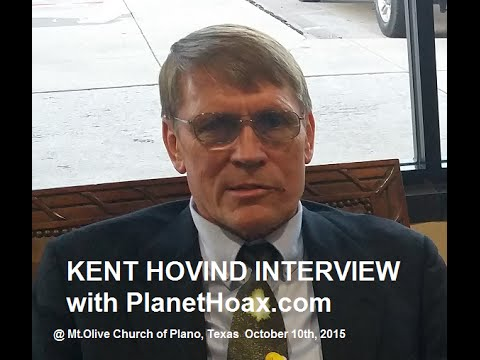 Dr. Kent Hovind Interview With PlanetHoax.com 10/10/15 in TEXAS