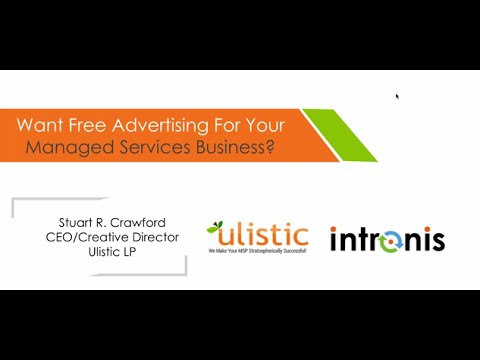 Advertising For Your Managed Services Business