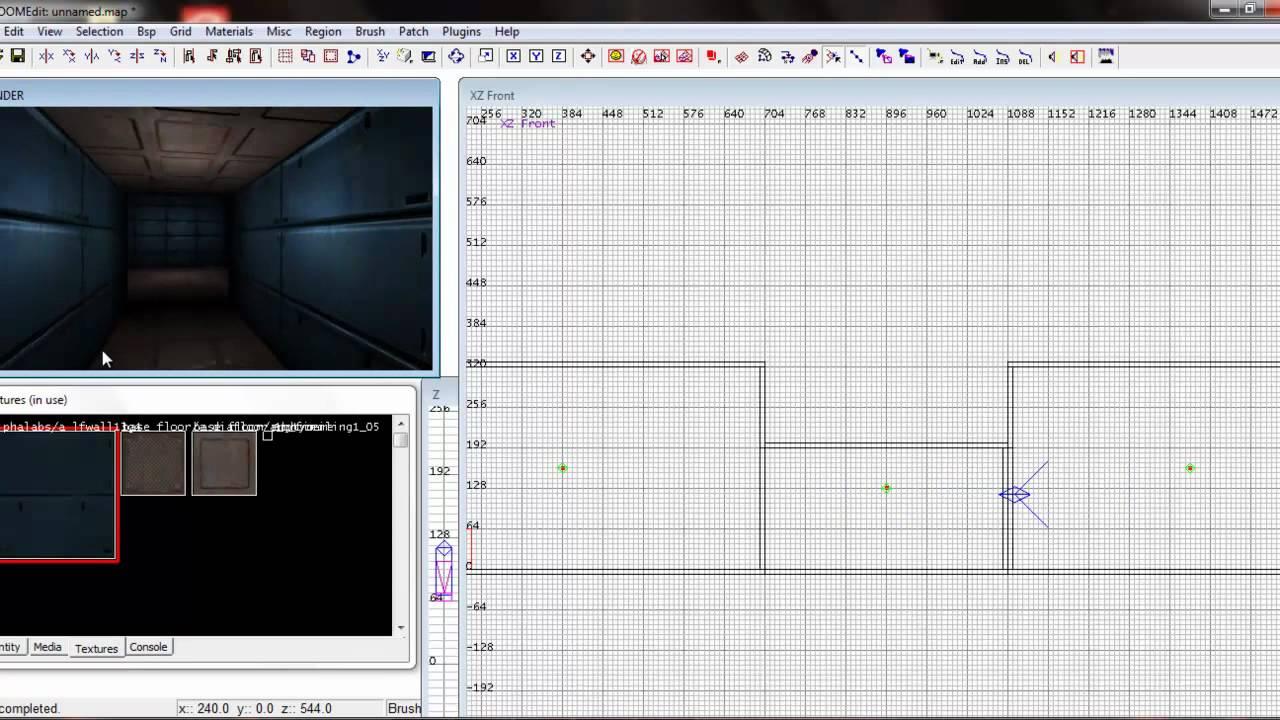 Tutorial Doom 3 Editor