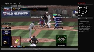 Dodger baseball  Live PS4 Broadcast