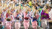 阿波おどりファン必見!2019年最初の総踊り!本場徳島阿波おどり_紺屋町演舞場_20190812Awaodori in Tokushima Japan