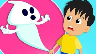 Naughty Ghost | Original Song | Halloween Rhymes